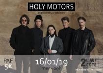 Holy Motors - 16/01/2019
