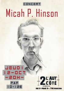 Micah P. Hinson - 12/10/2017