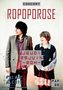 Ropoporose - 29/06/2017